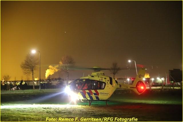 20-12-06 Prio 1 Voertuig te water - Bredeweg (Moerkapelle) - Lifeliner (14)-BorderMaker