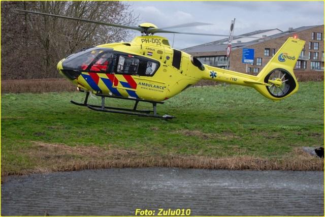 Lifeliner2 PH-DOC BKR Berkel en Rodenrijs Ranonkelweg 24-01-2021-7202-BorderMaker