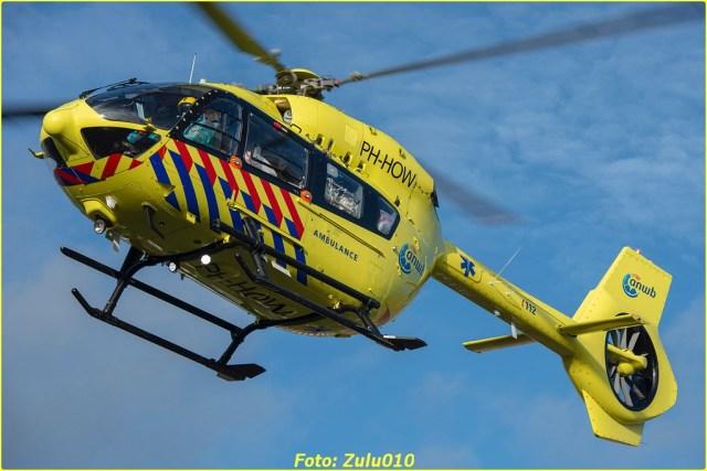 Lifeliner5 PH-HOW RTD Rotterdam Ikazia naar Groningen UMCG 21-01-2021-6680-BorderMaker