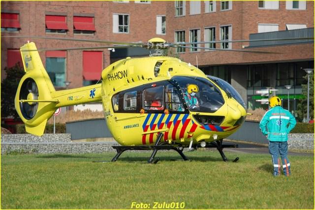 Lifeliner5 PH-HOW RTD Rotterdam Maasstad naar Groningen UMCG 22-01-2021-6811-BorderMaker