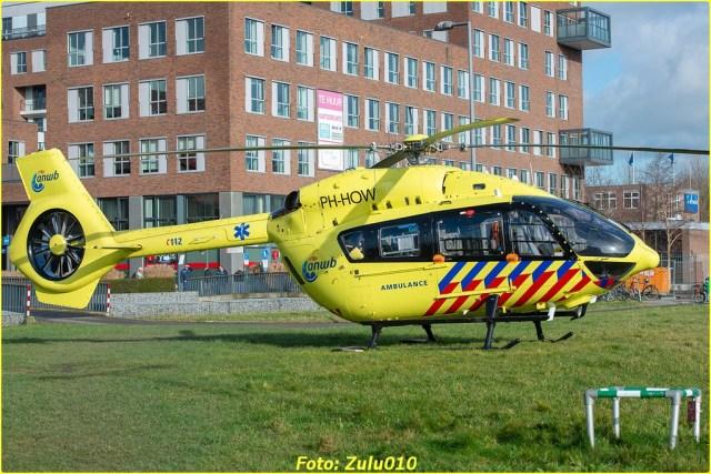 Lifeliner5 PH-HOW RTD Rotterdam Maasstad naar Groningen UMCG 22-01-2021-6871-BorderMaker