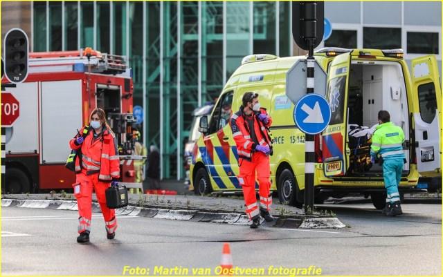 Zoetermeer Denemarkenlaan Traumaheli (1)