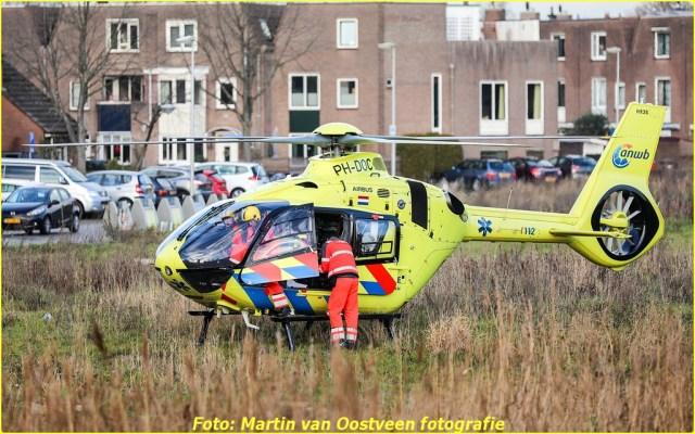 Zoetermeer Denemarkenlaan Traumaheli (2)