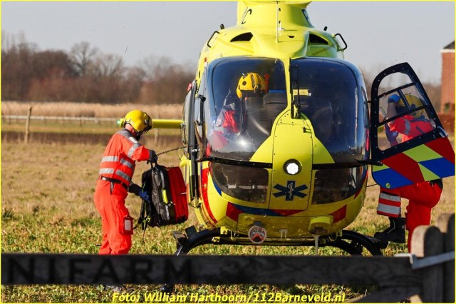 Traumahelikopter Bennekom 21 feb (7)-BorderMaker