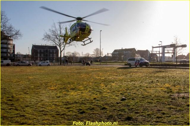 Traumahelikopter Vlaardingen (6)-BorderMaker