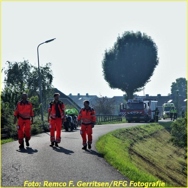 21-07-03 Prio 1 Verkeersongeval - Steinsedijk (Haastrecht) - beste (2)-BorderMaker