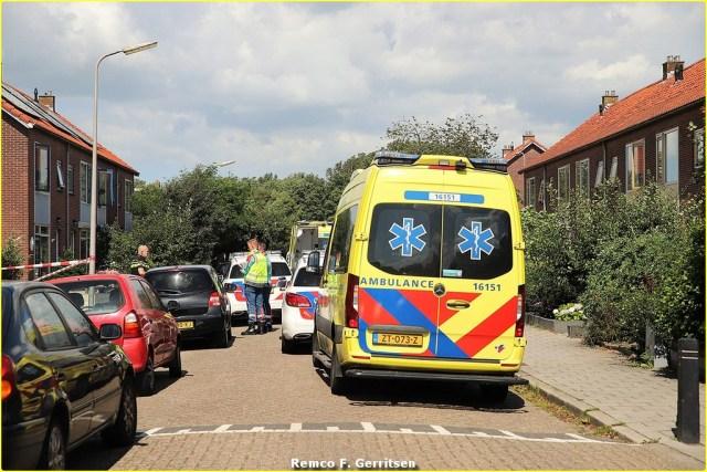 21-07-29 Prio 1 Steekpartij - Karel Doormanstraat (Bodegraven) - beste (1)-BorderMaker