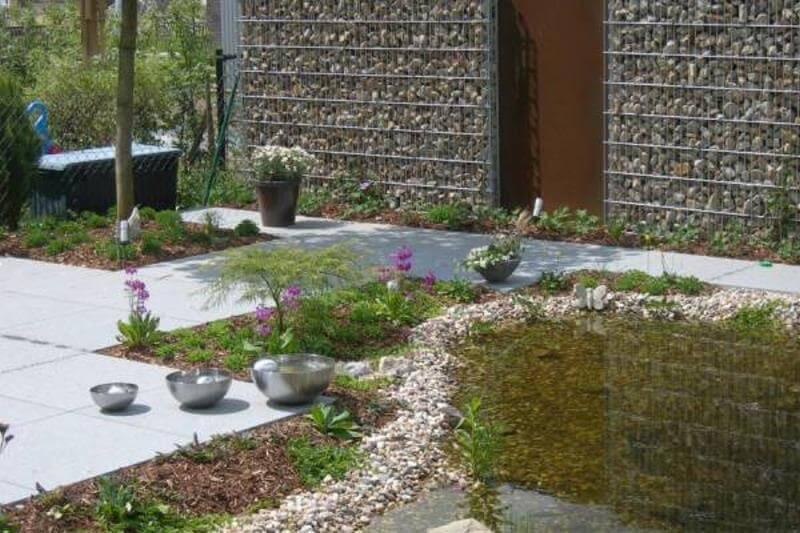 Aktuelle Gartentrends