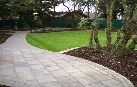 Garten aus dem Jahr 1999