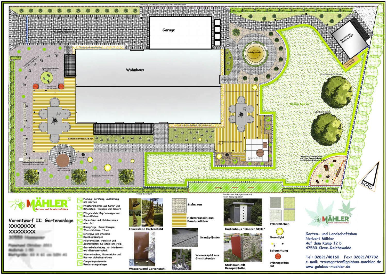 Garten und landschaftsbau plan  Exklusiver Garten   Galabau Mähler   Traumgarten