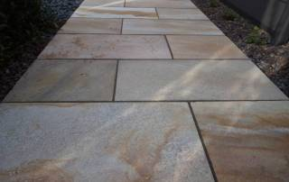 Diverse Natursteinplatten