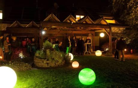 85 Jahr Feier im Schaugarten