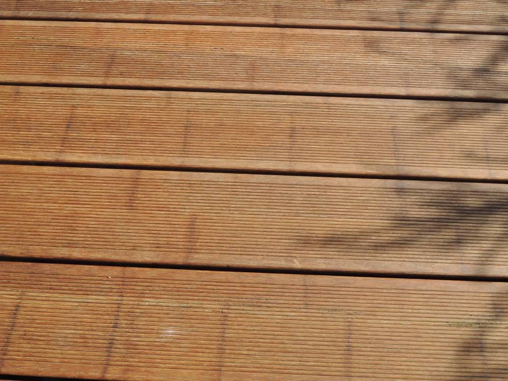 Terrasse Aus Bambus Galabau Mahler Terrassendielen Baumbus