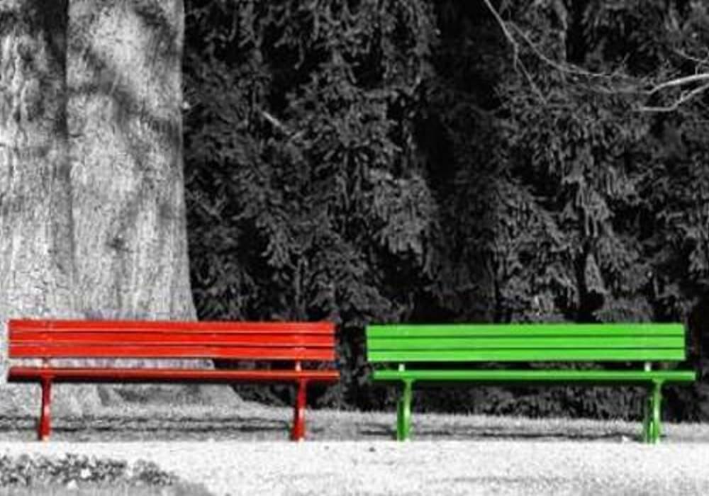 Farbplanung Garten