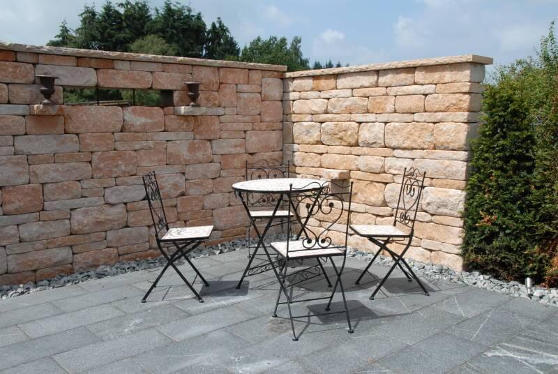Garten Sitzplatz