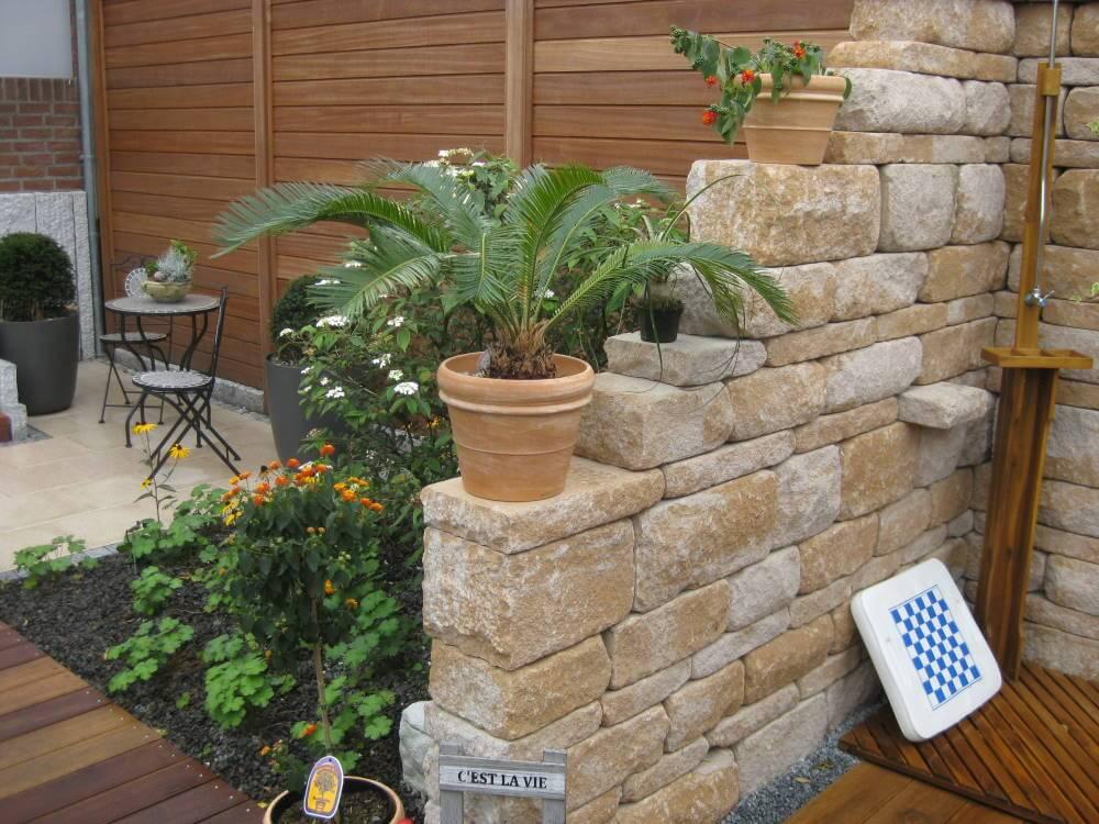 Garten mediterran anlegen