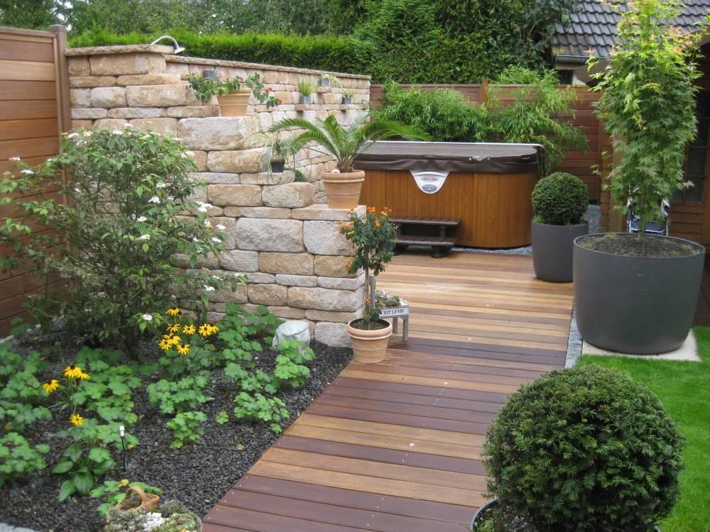 Garten mediterraner stil galabau m hler garten mediterran - Mediterrane gartengestaltung ...