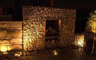 LED Beleuchtung Terrasse
