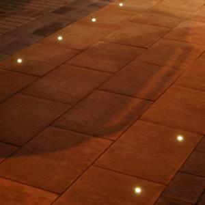 LED Lichtpunkte Garten