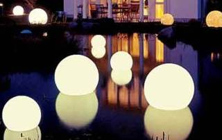 Moonlight Schwimmleuchte