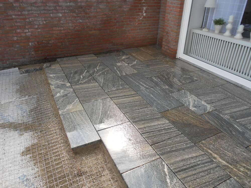 Natursteinplatten Kiruna Granit