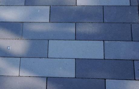 Palladio Betonpflaster mit veredelter Oberfläche 3-farbig