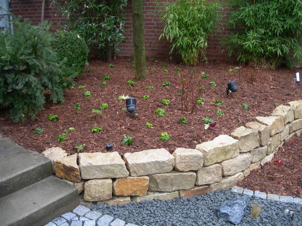 rindenmulch | galabau mähler | mulchmaterial rinde, Gartenarbeit ideen