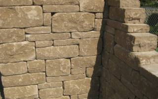 Santuro Betonmauer für den Garten