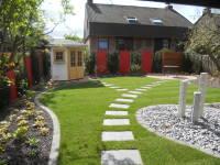 mit Farbe im Garten gestalten