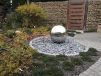 kleinen Garten gestalten