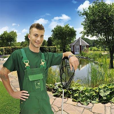 Ausbildung als Landschaftsgärtner