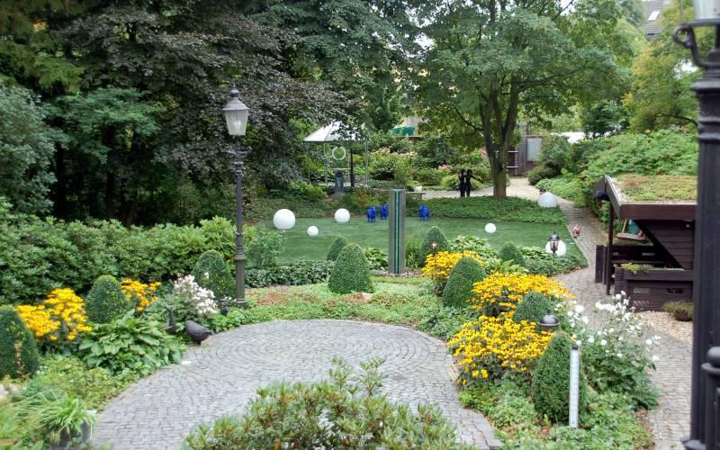 Garten gestalten Beispiele