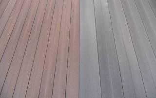 WPC Terrassendielen Signum mit geringer Fuge