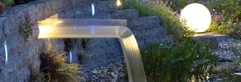 Wasserfall Plexiglas