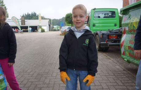 kleiner Landschaftsgärtner Tom