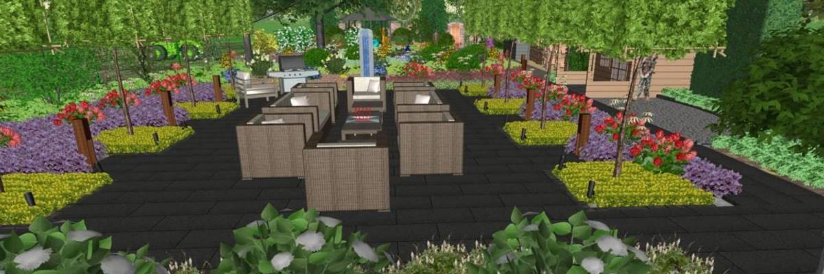Gartenplanung in Kleve
