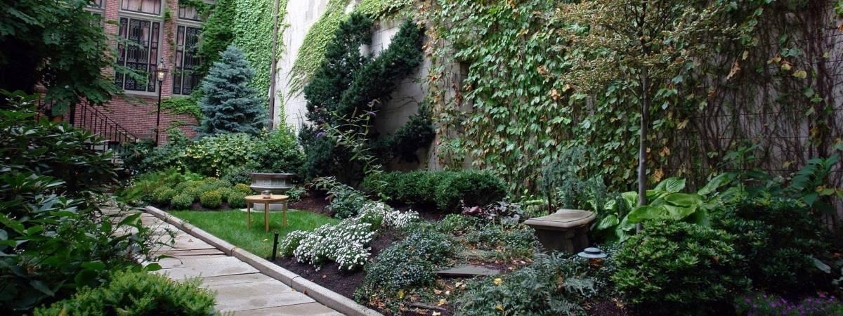 Schattengarten Kleve