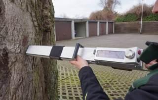 Bohrwiederstandsmessung Resistograph