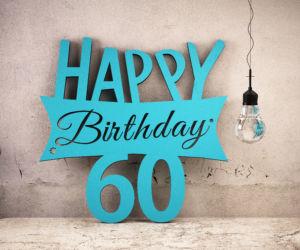 60 Geburtstag Lustige Spiele Unterhaltung Geschenkideen