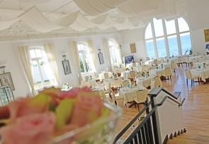 Hochzeit Auf Dem Schlossgut Gross Schwansee An Der Ostsee
