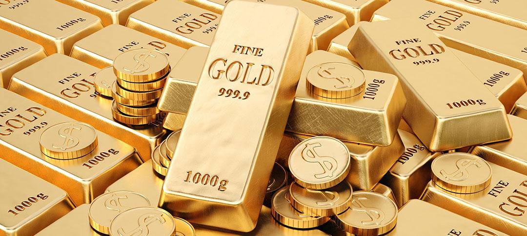Ankauf von Gold: Goldbarren
