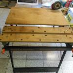 Etabli Black & Decker Workmate 2000