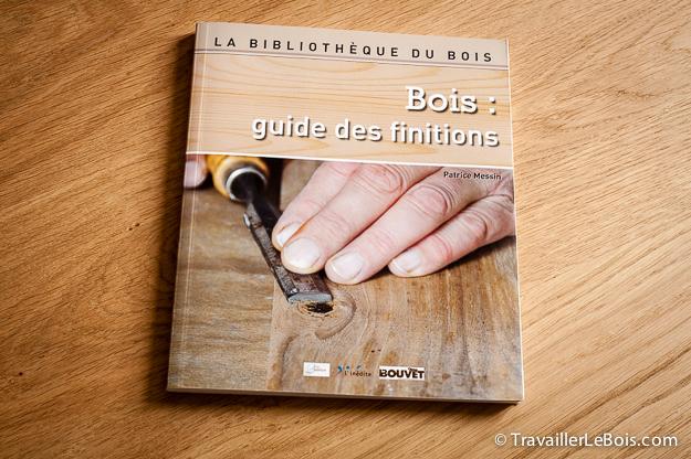 """Livre """"Bois : guide des finitions"""""""