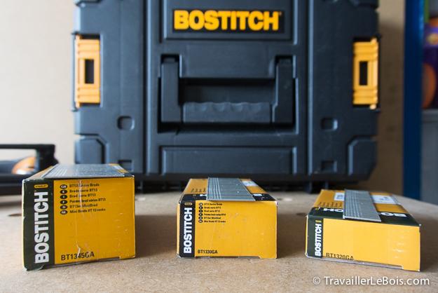 Cloueur pneumatique BOSTITCH BT1855-E