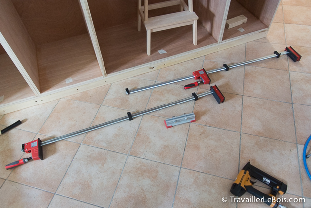 Serre-joint Bessey K Body REVO