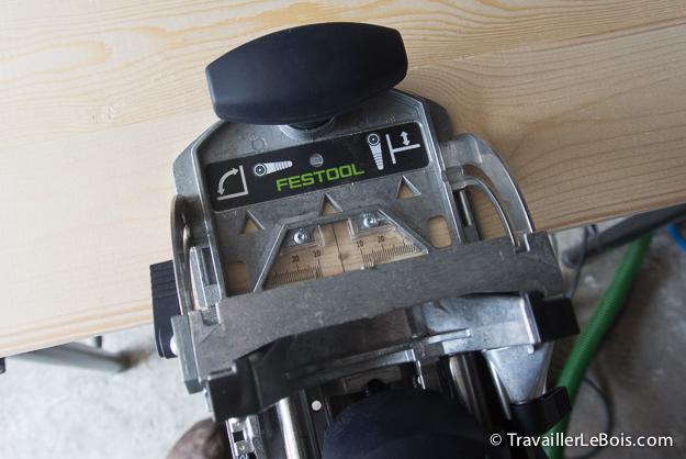 Fraiseuse DOMINO DF 500 Q-Plus