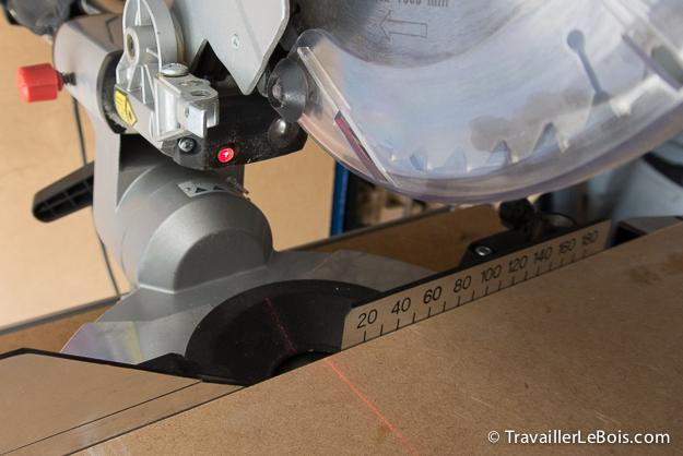 Régler laser Metabo KGS 216 M