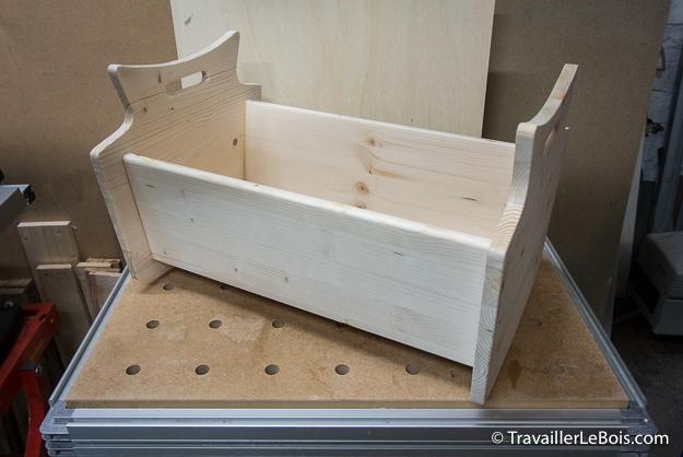 Fabrication D Un Lit De Poupee En Bois Travaillerlebois Com
