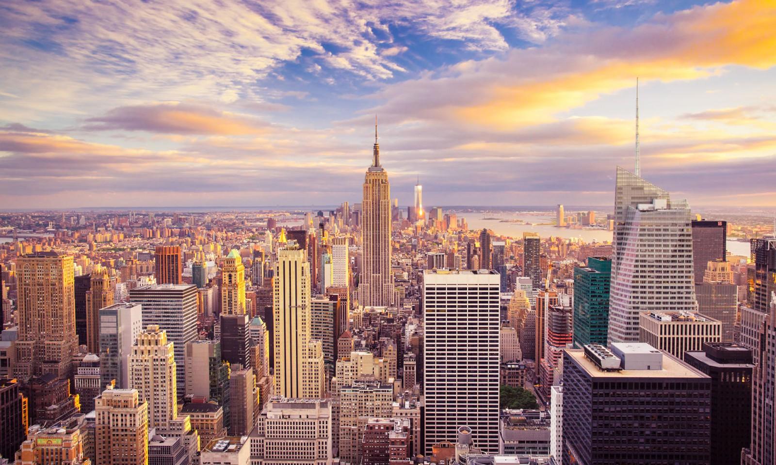 rejsebureau new york