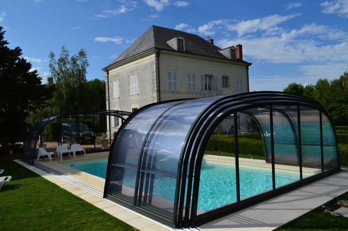 prix d un abri de piscine telescopique